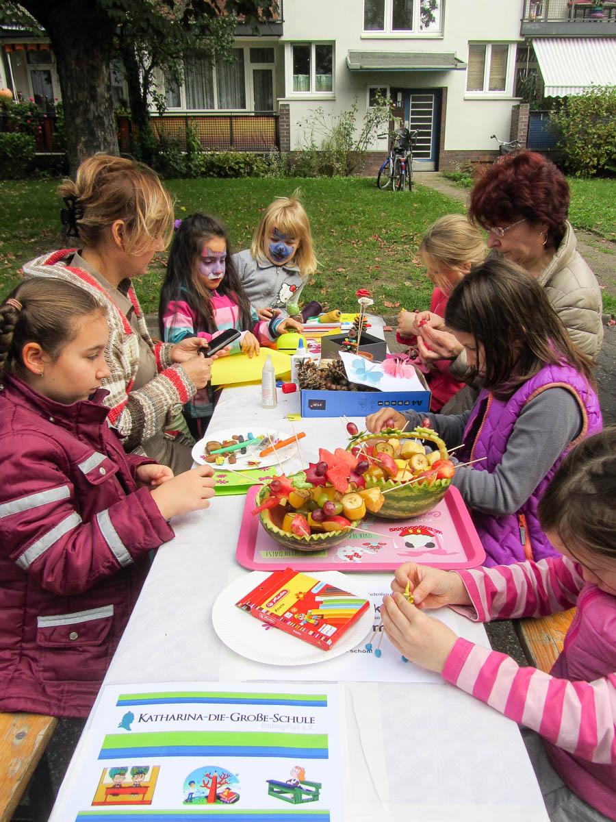 Straßenfest › katharina die grosse schule › veranstaltungen
