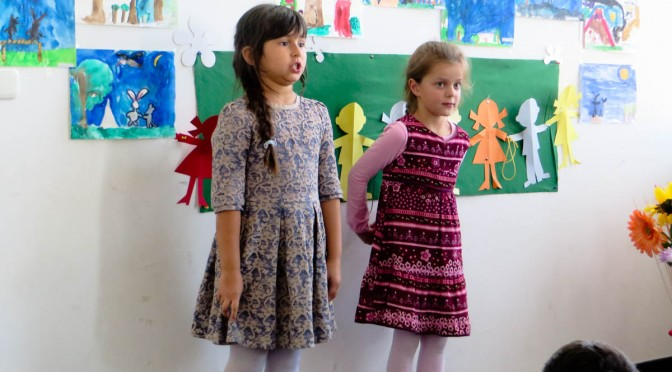 Literaturfest des Kinderbuchautors Andrej Usachev