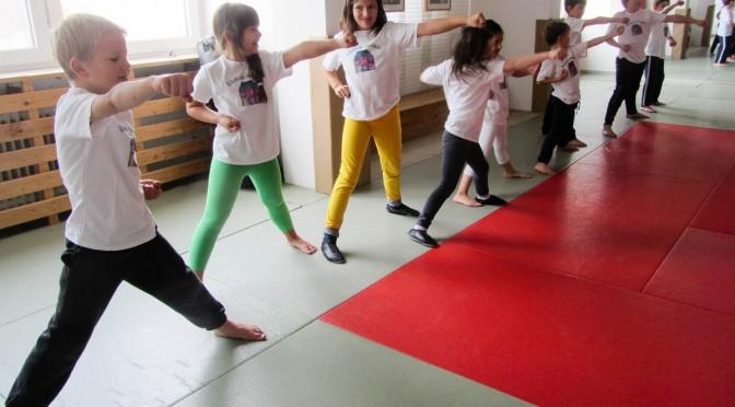 Bei Judo zu Gast