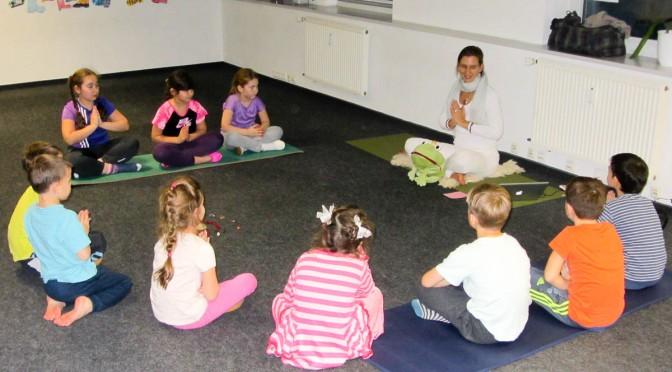 Yoga hautnah